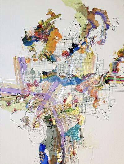 Yuni Lee, 'Upload', 2016