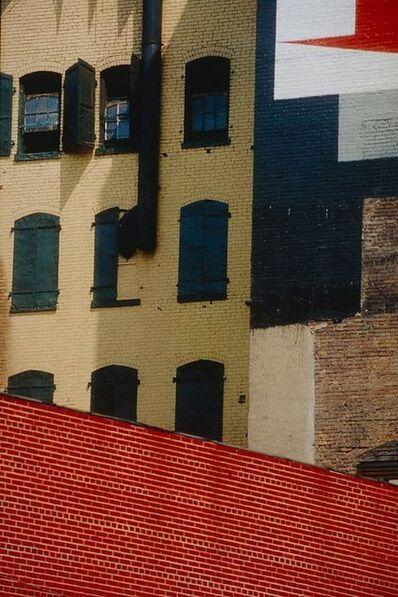 Franco Fontana, 'Urban Landscapes, New York', 1979