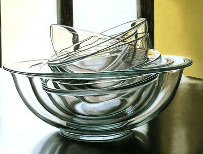Diane Rudnick Mann, '8 or 9 Bowls'