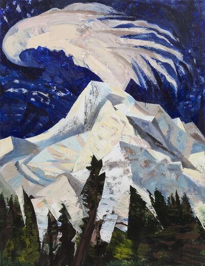 Lucinda Parker, 'Scrutinize the Peak', 2017