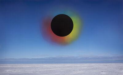 Sarah Anne Johnson, 'Black Hole Winnipeg Beach', 2017