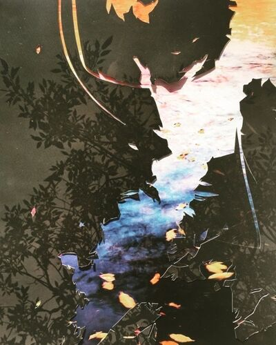 Paul Butler, 'Untitled (Semiotics Aside)', 2016