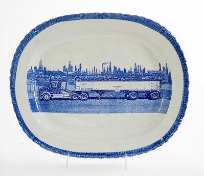Paul Scott, 'Cumbrian Blue(s), New American Scenery, Residual Waste No: 6', 2019