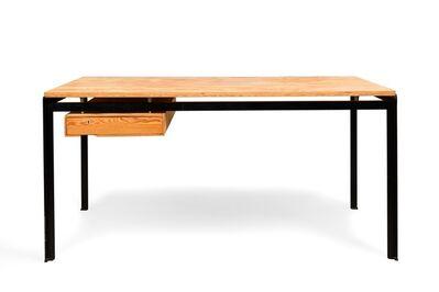 Poul Kjærholm, 'Original desk for School of Architecture, Royal Danish Academy of Fine Arts, Copenhagen', 1955