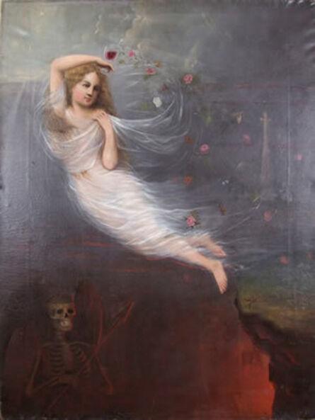 """Unknown Artist, 'David Scott Evans, """"Transformations""""', 1870"""