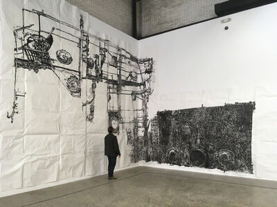 Dawn Clements, 'Boiler', 2010