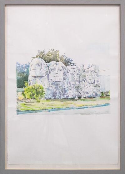 Magnus Quaife, 'Untitled (Mount Rushmore, China)', 2015