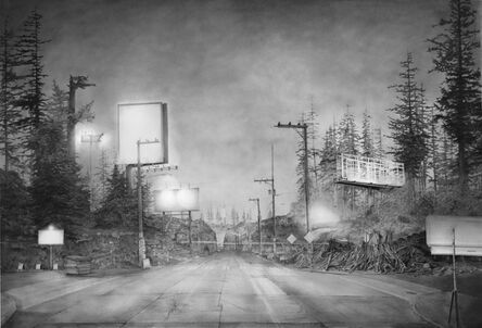 Lead Pencil Studio, 'A Clearing', 2015