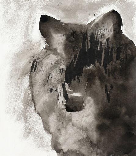 Susan Brearey, 'Wolf Presence', 2019