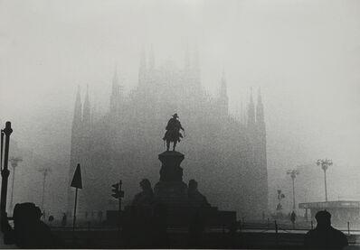 Carlo Orsi, 'Il Duomo, Milano', 1965
