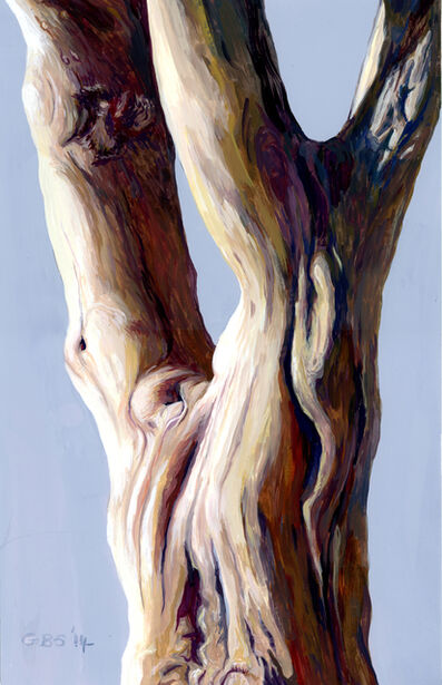 Gillian Bradshaw-Smith, 'Finding Daphne #32 (Arms High)', 2014