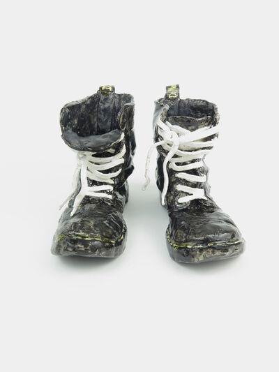 Rose Eken, 'Dr. Martens Boots', 2019
