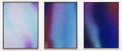 Rafaël Rozendaal, 'Into Time 14 05 XX (triptych)', 2014