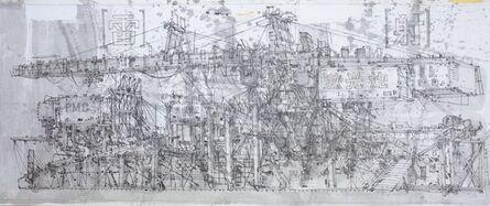 Daisuke Tajima, 'Laser Battery', 2017