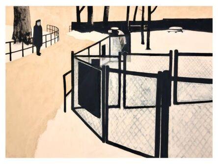 Niklas ramo, 'The Dog Park', 2020