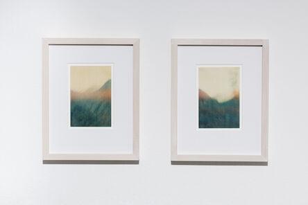James Hillman, 'Snowfalls on Langtang Peak', 2015