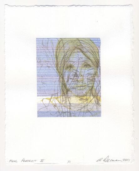 Andrew DeCaen, 'Meal Portrait II', 2011