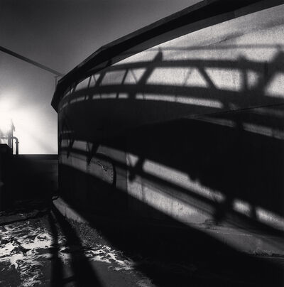 Michael Kenna, 'The Rouge, Study #30, Dearborn, Michigan, USA.'