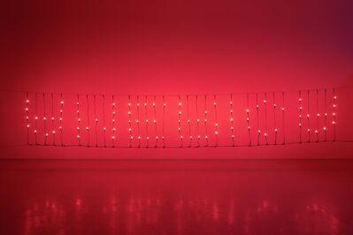 Glenn Ligon, 'Untitled (America)', 2019