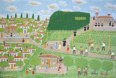 Giorgos Rigas, 'Electrification', 2001