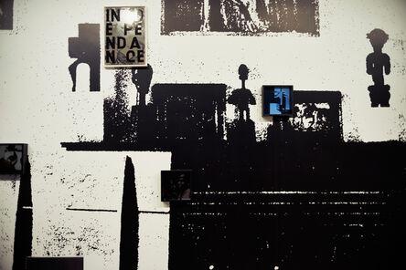 Adam Pendleton, 'Personne et les autres (Installation view)', 2015