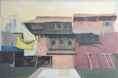 Niva Shrestha, 'Durbar Square  after Earthquake', 2021