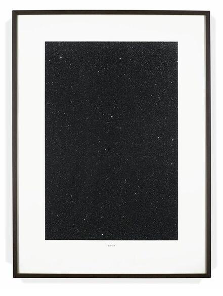 Thomas Ruff, 'Sterne, 18h 12m / -40º, 1990', 1990