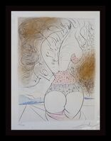 Salvador Dalí, 'La Venus aux Fourrures The Torso', 1968