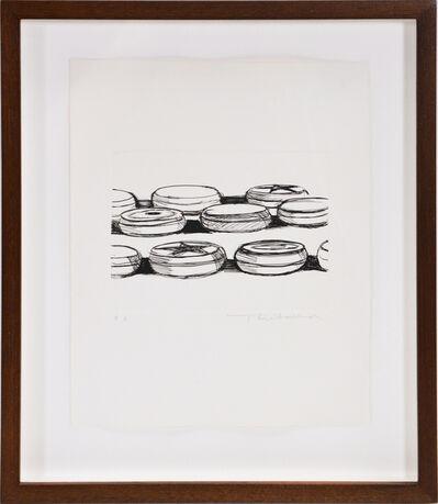 Wayne Thiebaud, 'Untitled', 1962