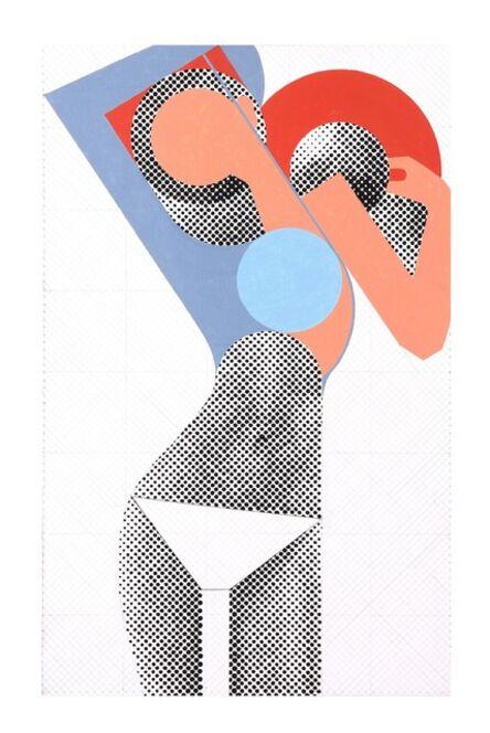 Gerald Laing, 'KM (Kate Moss)', 2008