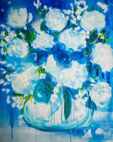 Selina Scerri, 'Blue Ghost Flowers', 2020