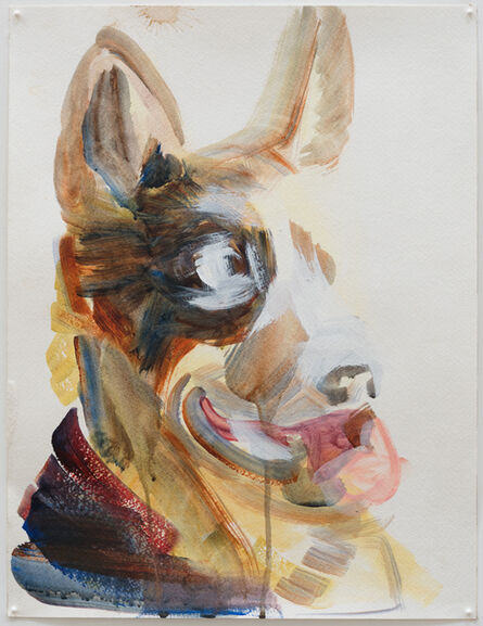 M.A. Peers, 'Cattle Dog', 2013
