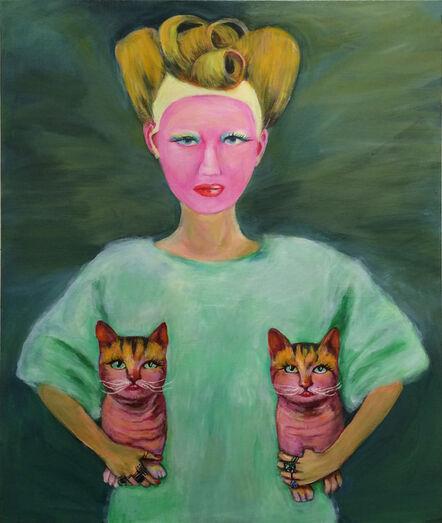 Youngja Hwang, 'Look alike', 2009