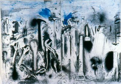 Jim Dine, 'The Sky in Madison, WI', 2004