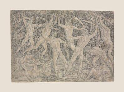 Antonio Pollaiuolo, 'Battle of the Nudes', ca. 1470-1475