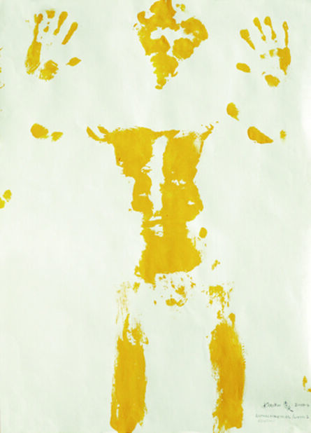 Lee Wen, 'Anthropometry Revision - LW Series No. 01', 2008