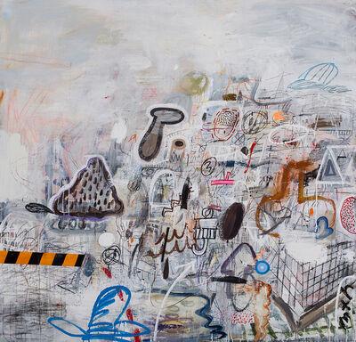 Michael T. Hensley, 'Bulldozer', 2017