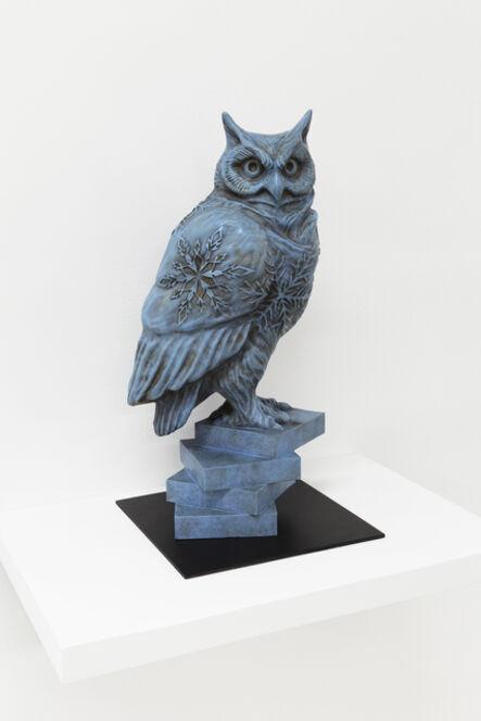 Sandy Skoglund, 'Bronze Owl #1', 2017