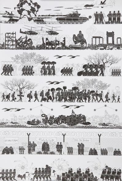 Ai Weiwei, ''The Odyssey'', 2017