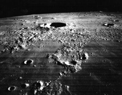 NASA, 'The Moon - Crater Kepler and Vicinity', 1967
