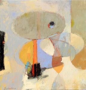 """Tony Saladino, '""""Nuanced Ovals""""', 2018"""