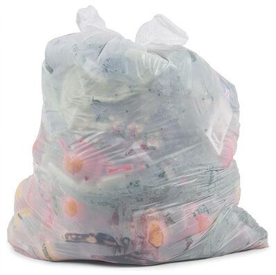 Chuck Ramirez, 'Trash Bag Series: Vegan', 1998-2020