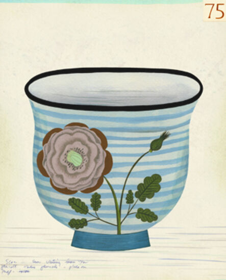 Anne Smith, 'Cup #75', 2010