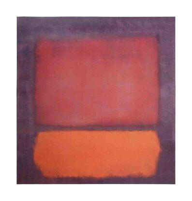 Mark Rothko, 'Untitled (1962)', 1998