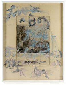 Rene Ricard, 'Love is a Boy', 1989