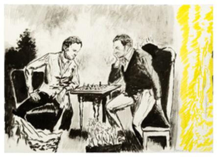Neo Rauch, 'Schach', 2012