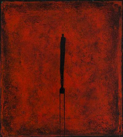 Jean-Daniel Rohrer, 'The guest', 2020