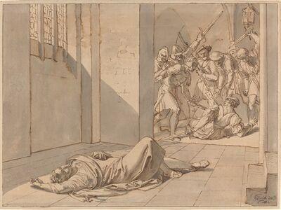 Josef von Führich, 'The Assassination of King Wenzel III'