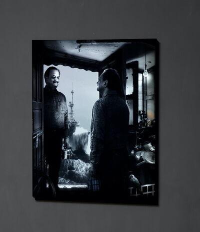 Ranbir Kaleka, 'Turbulence, Veiled, Unveiled ', 2019