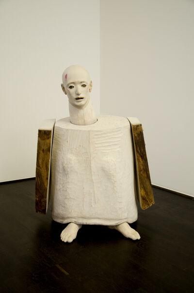 Katsura Funakoshi, 'Dancing as a pupa (Homage to a dancer)', 2001
